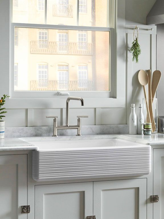 5 cool finds at the kitchen and bath show midwest living for Midwest kitchen and bath