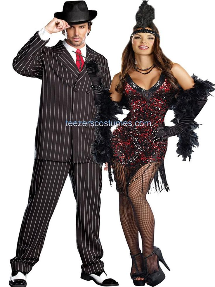 Think, that flapper gangster costumes authoritative