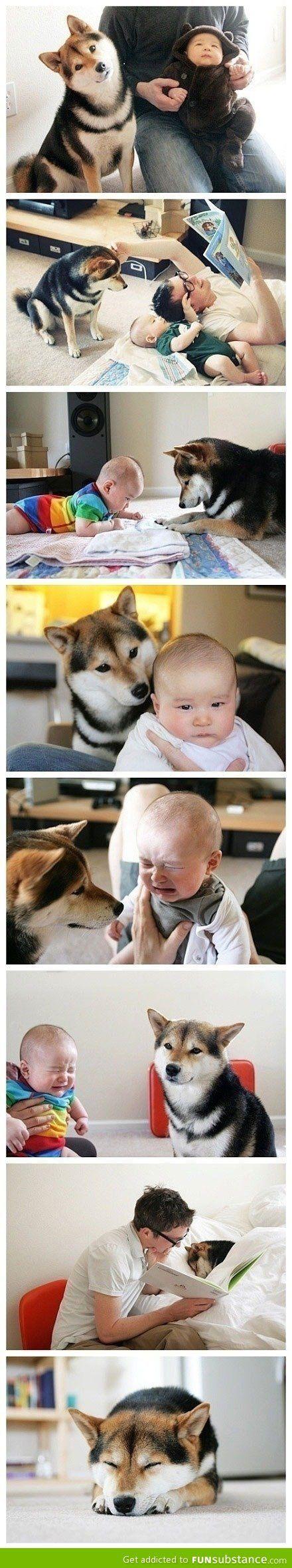 2 baby cuteness