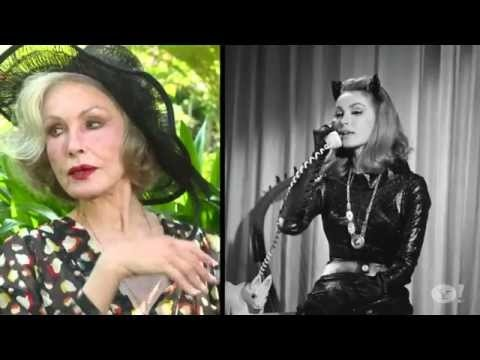 Original Catwoman Julie Newmar Comments On The Dark Knight Trilogy!