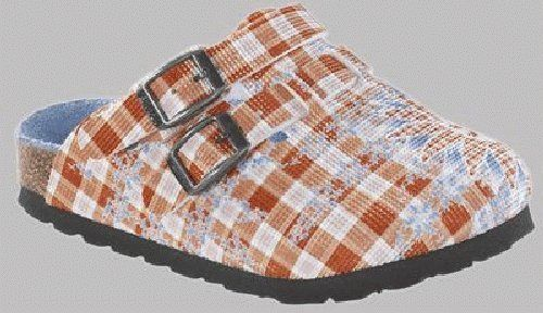 Birkis clogs Kay from Birko-Flor in Life Iceflower Check Red with a narrow insole size 26.0 N EU Birki's. $49.39. Birko-Flor. Save 10% Off!