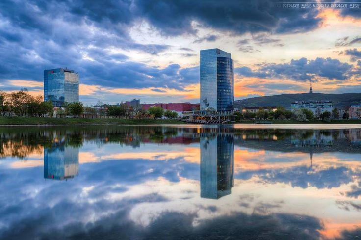 Naše krásne mesto :)