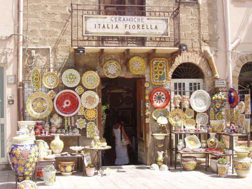 Ceramiche di santo stefano di camastra italian tiles ceramic and pottery pinterest - Santo stefano di camastra piastrelle ...