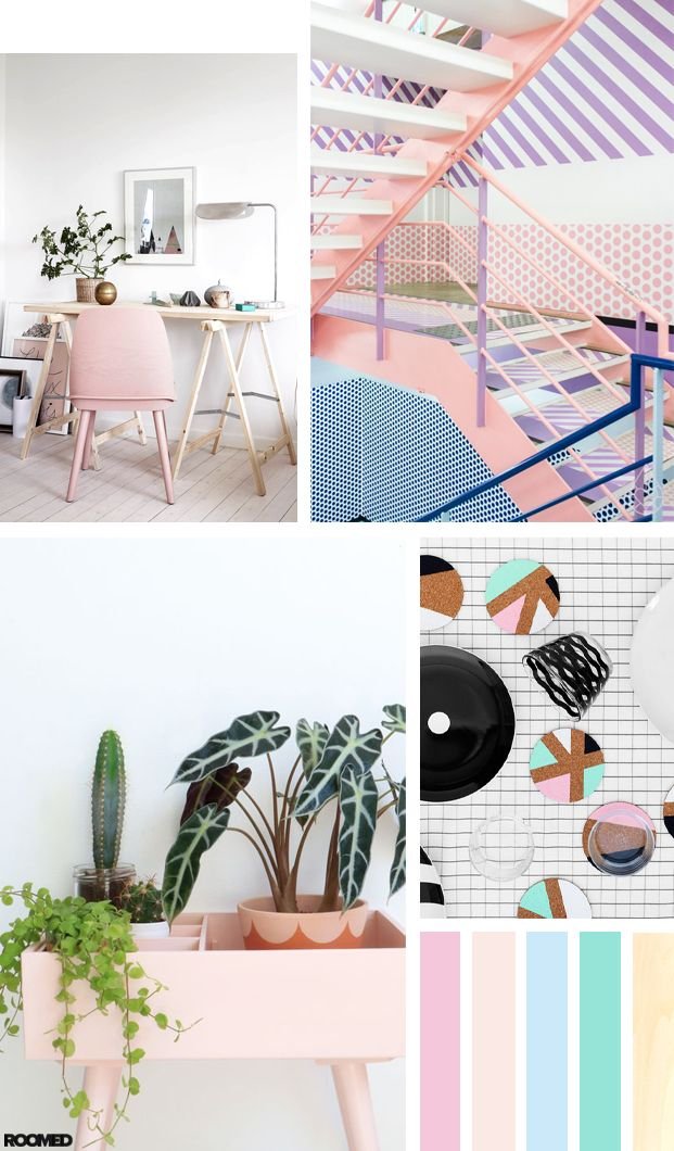 Colorboost: pretty pastels - Roomed