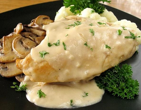 Chicken Breasts In Caper Cream Sauce Recipes — Dishmaps
