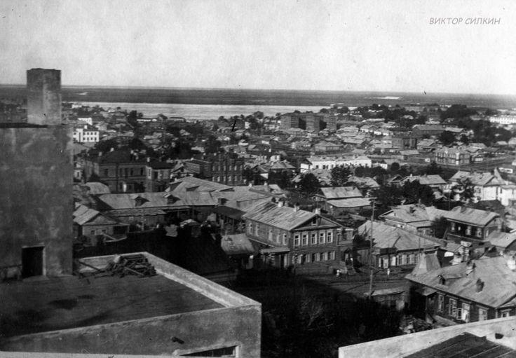 подъём улицы Дзерджинского
