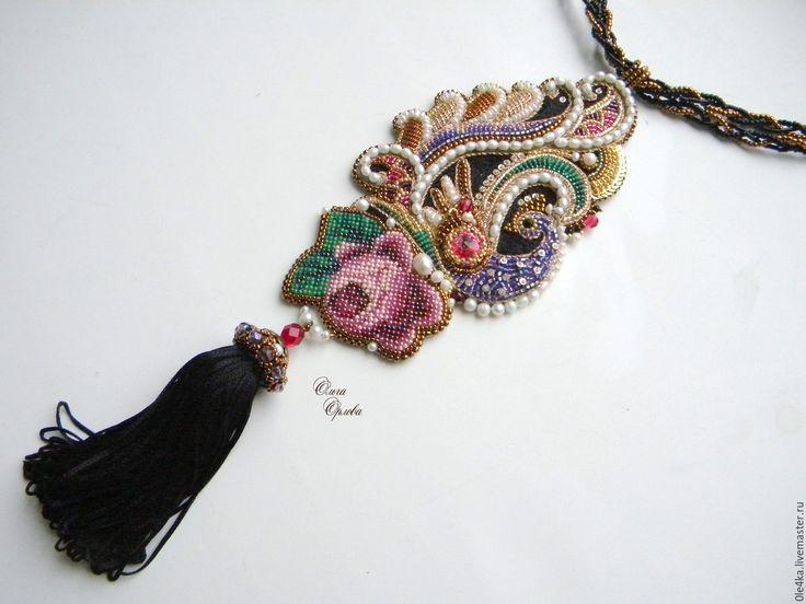 Купить Индийская птичка - комбинированный, ольга орлова, птица, индийская вышивка, кристаллы сваровски (swarovski)