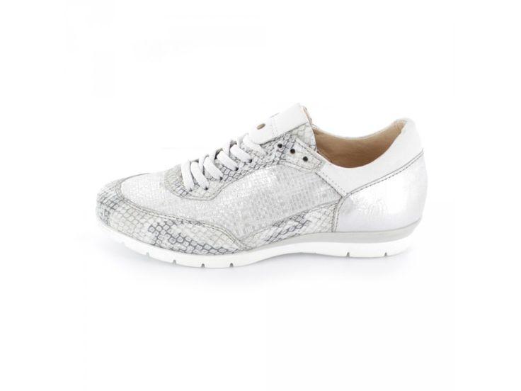 Mjus - Extravaganter weißer Sneaker