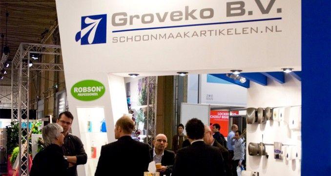 Groveko staat op Vakbeurs Facilitair 2015