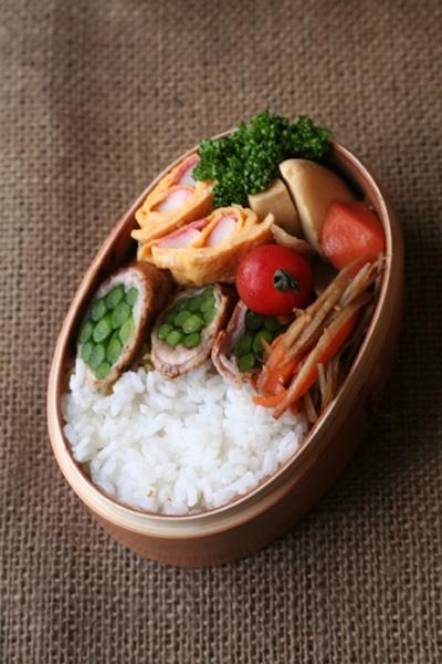 2012.05.01 肉まき弁当