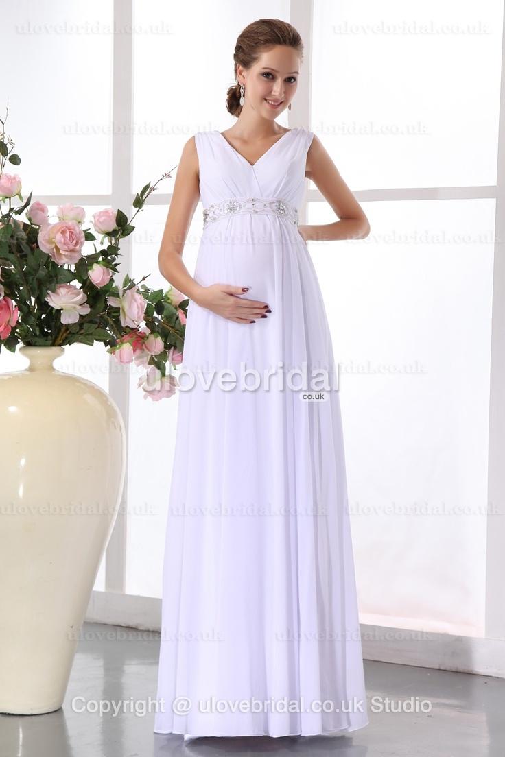 41 best Dress For Pregnant Bride images on Pinterest | Wedding ...