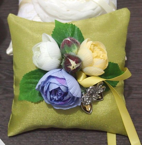 Made to Order USD 30 Ship within 5-7 days Shipped Worldwide.#weddingring #ringpillow #lace #flower #rhinestones #wedding #wedding accessories #green #limegreen #ribbon #RingPillow  #ringpillow #lightgreen #weddinggift #weddingring #brides #holymatrimony #flowerringpillow #handmade