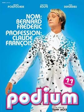 Bernard Frederic is a mediocre bank teller, married and has an obsesson: impersonating the French disco star Claude François.  Great entertaining movie