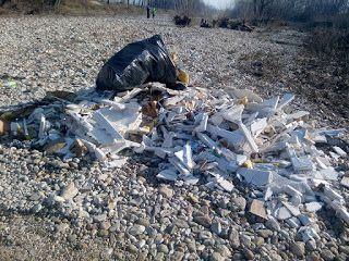 Marano Pulita: Altra segnalazione per scarico abusivo di residui ...