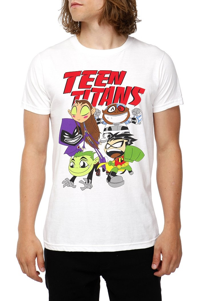 f teen titans group hot