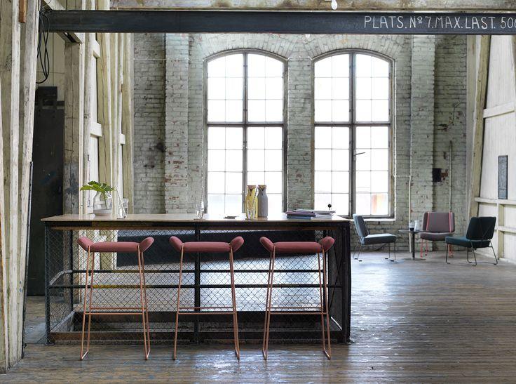 Frankie, Design: Färg & Blanche