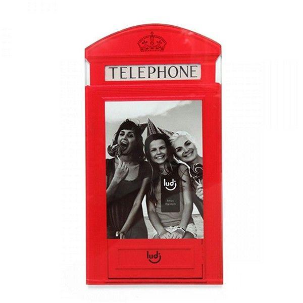 Porta Retato Cabine de Telefone