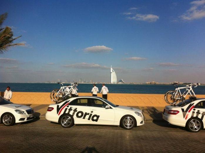 SC at Dubai Tour 2014