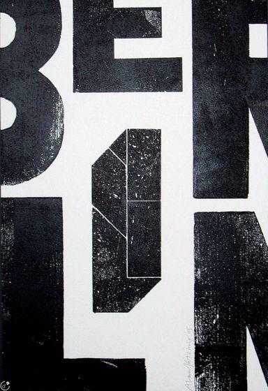 Berlin – Alan Kitching – Illustrators & Artists Agents – Début Art