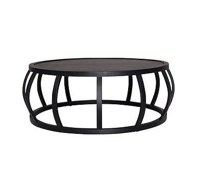 Black Crabo Coffee Table | Uniqwa