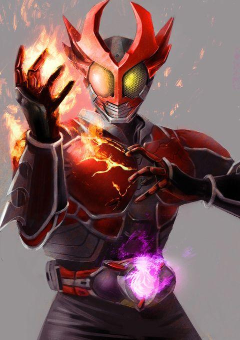 Kamen Rider Agito fan art