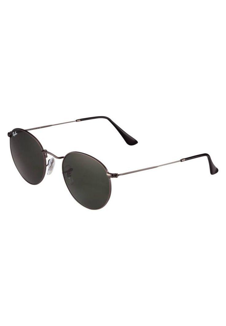 Ray-Ban. Occhiali da sole - matte gunmetal . #occhialidasole #sunglasses #zalandoIT #fashion #moda Forma occhiali:Ovale. Protezione UV:Sì. Astine:14.5 cm nella taglia 50. Ponte:2.1 cm nella taglia 50. Larghezza:13 cm nella taglia 50. Fantasia:monocromo