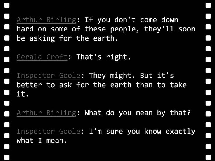 An Inspector calls (2015)  http://www.imdb.com/title/tt4271918/?ref_=fn_al_tt_1