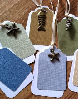 Willow Bee Inspired: Gift Giving No. 6 - Tags and Ribbons