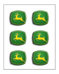 Free John Deere Logo Printables #6 of 20