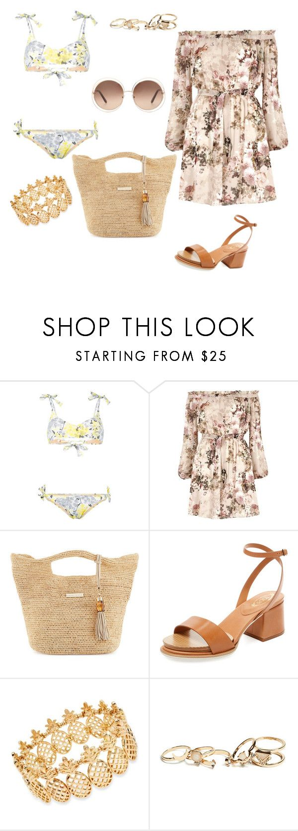 """""""Untitled #328"""" by ana-maria14 ❤ liked on Polyvore featuring River Island, Heidi Klein, Tod's, INC International Concepts, GUESS and Chloé"""