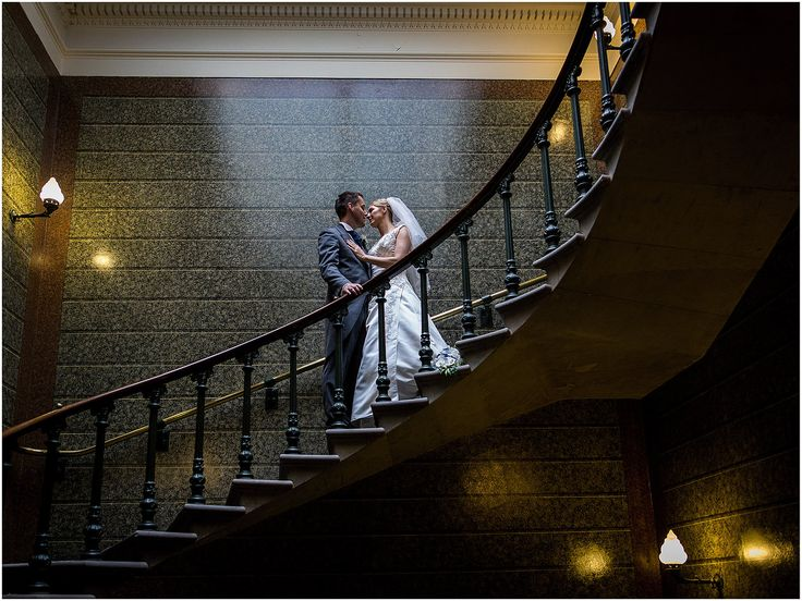 St. Georges Hall / The Adelphi Hotel / Wedding Photography