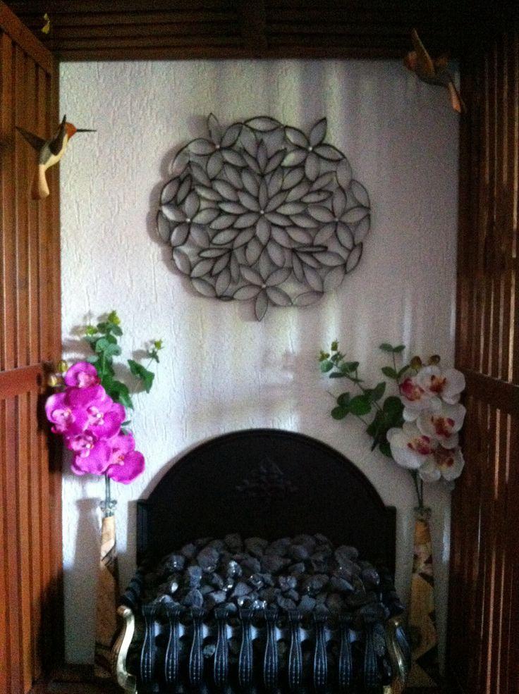 17 beste afbeeldingen over creatief met wc rollen op pinterest toiletten moderne wand en papier - Decoratie schilderij wc ...