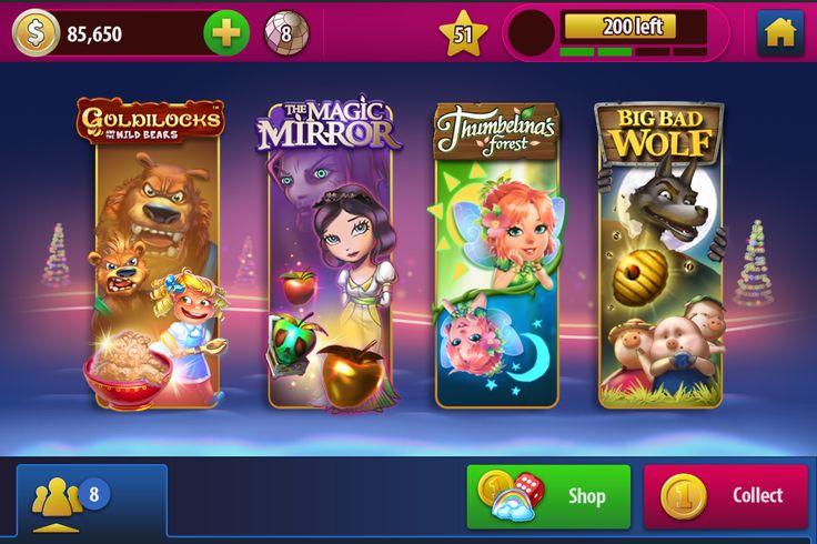 Mirrorball Slots on Behance