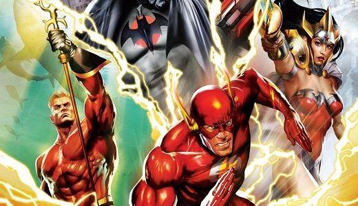 Liga da Justiça: Ponto de Ignição (2013) Justice League The Flashpoint Paradox DVDRiP XviD Dual Áudio + RMVB Dublado e Legendado ~ The Supreme Download