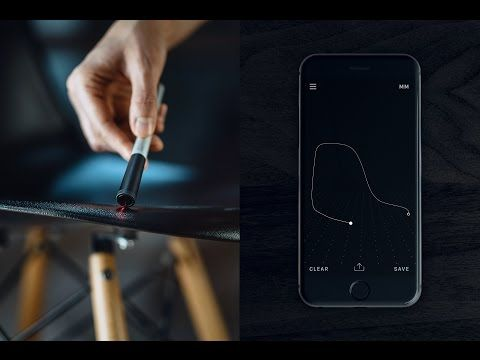 InstruMMents Releases Portable Scanner to Digitally Capture the 3D Curves of Any Object | ArchDaily