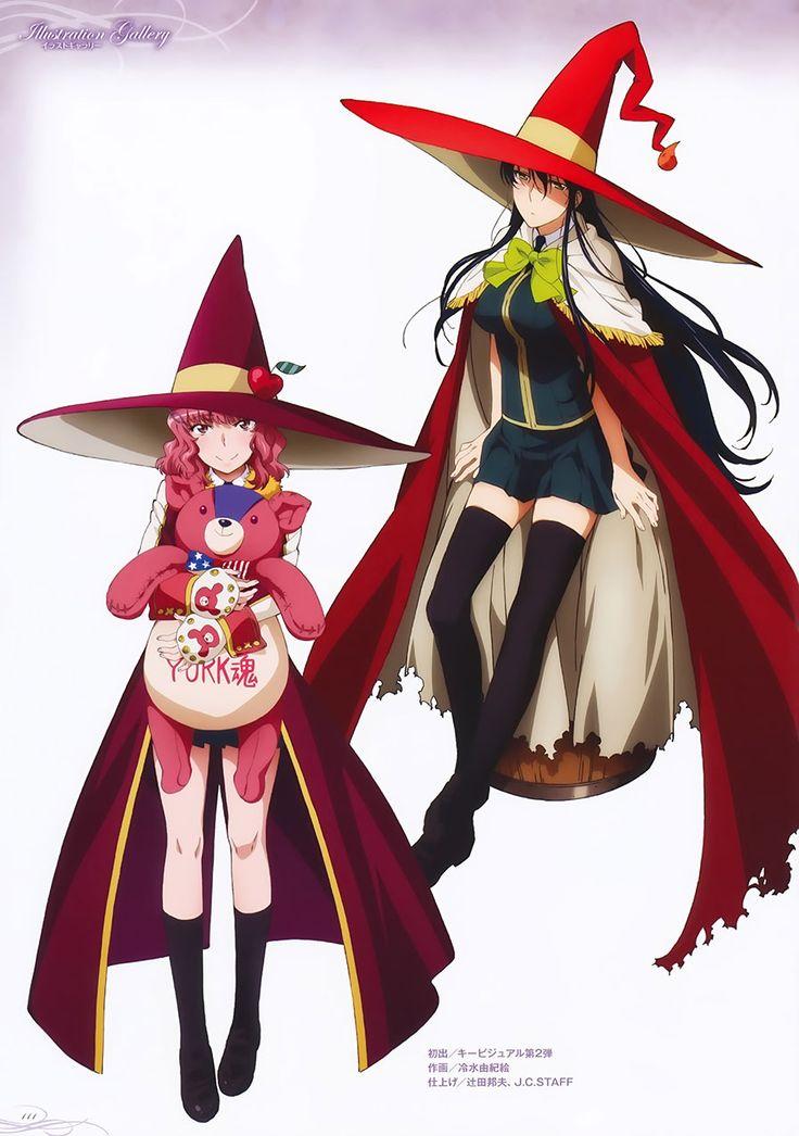 Witch Craft Works -  kasumi - ayaka