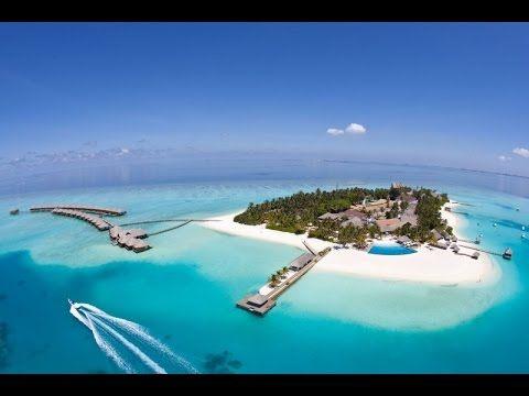 Velassaru - an island resort in the Maldives.