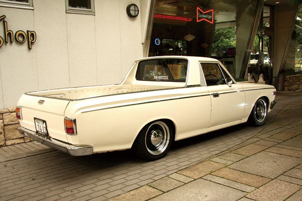 Dependable Auto Shippers This is how we became number 1. #LGMSports Ship it with http://LGMSports.com MOONEYES - CARS FOR SALE - 1970 TOYOTA CROWN 1JZ Pick Up Truck