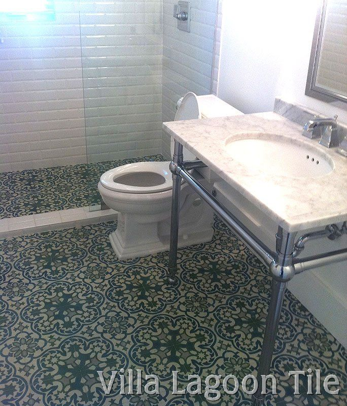 Best 25+ Cement Tiles Bathroom Ideas On Pinterest