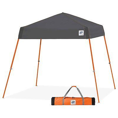 Canopies and Shelters 179011: E-Z Up Vista Sport Instant Shelter Canopy, 8 By 8Ft, Steel Grey-Vs3so08sg New -> BUY IT NOW ONLY: $106.59 on eBay!