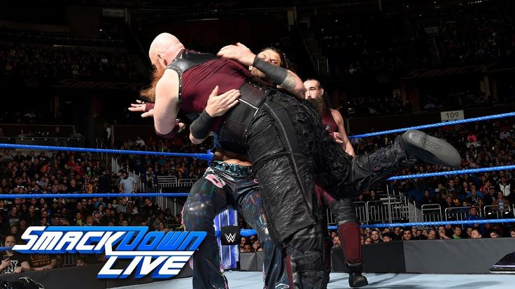 Breezango vs. Bludgeon Brothers: SmackDown LIVE, Jan. 2, 2018  ||  Fandango & Tyler Breeze engage Harper & Rowan after The Ascension challenged the ominous duo to a rematch on Breezango's behalf. Get your first month of WWE ... https://www.youtube.com/watch?v=HY6OqKFhH94