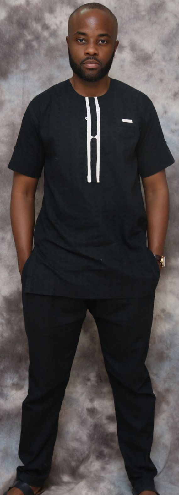 les 25 meilleures id es concernant hommes africains sur pinterest mode africaine v tements. Black Bedroom Furniture Sets. Home Design Ideas