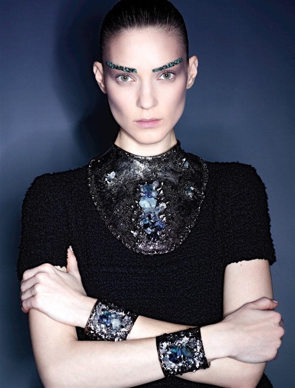 Chanel Fall/Winter 2012 Collection: A Closer Look