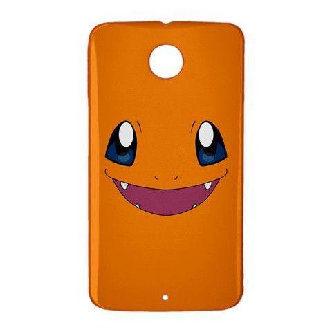 Charmander Pokemon GO Google Nexus 6 Case Cover