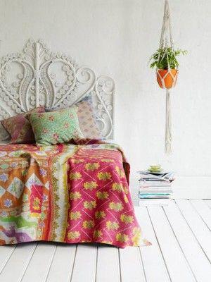 Mooie plaids voor op bed of op de bank!