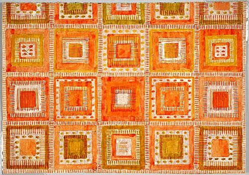'Humlegården', Ingrid Dessau, 1969-70
