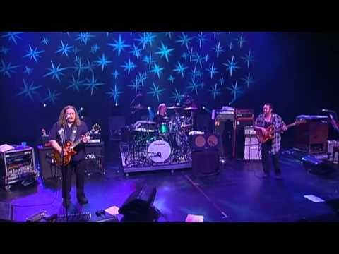 Gov't Mule - Beautifully Broken  Why must I fall, for the dangerous ones? The ones who never learned to let go?