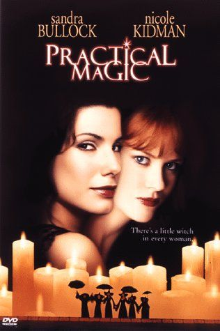 Practical Magic ( the relationship between the sisters, reminds me of a special red head in my life ;o)