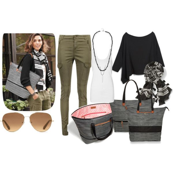 Outfit made easy by michelleymccarthy on Polyvore featuring Stella & Dot and Easy Street