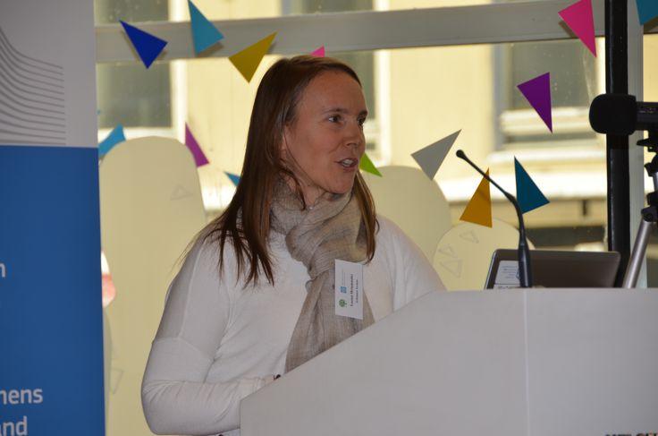 Saisiko olla ympäristökonfliktisoppaa? -hankkeen projektipäällikkö Leena Heinämäki ihmetteli, kuinka kevyesti osa suomalaispoliitikoista suhtautui YK:n metsähallituslain valimistelusta antamiin nuhteisiin.
